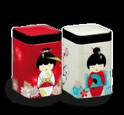 Boite à thé Little Geisha 100g