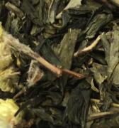 Thé vert à la mangue
